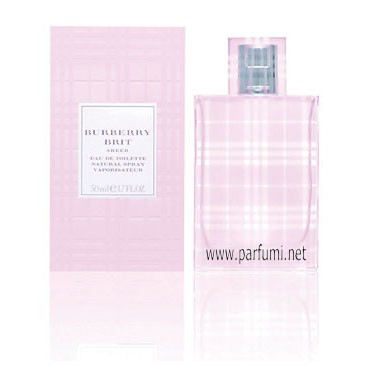 Burberry Brit Sheer EDT парфюм за жени - 100ml.