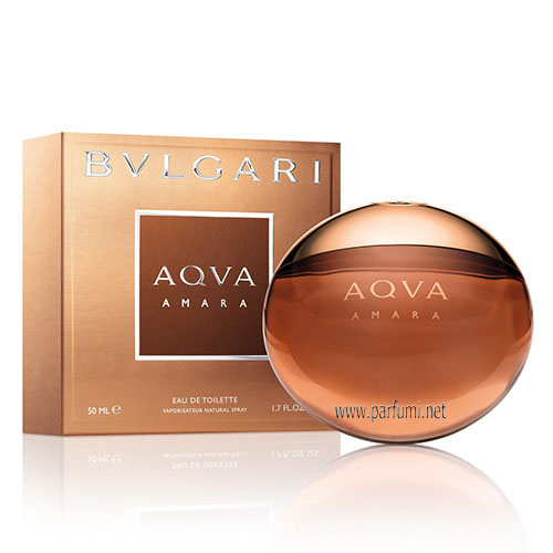 Bvlgari Aqva Amara EDT parfum for men - 30ml