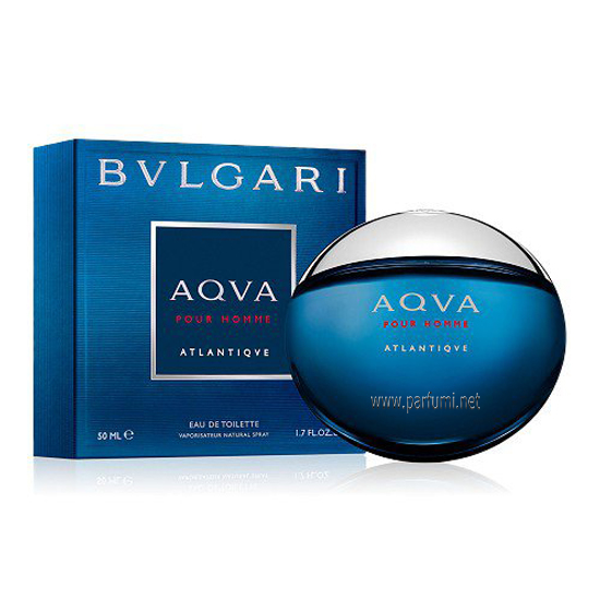 Bvlgari Aqva Pour Homme Atlantiqve EDT parfum for men - 50ml