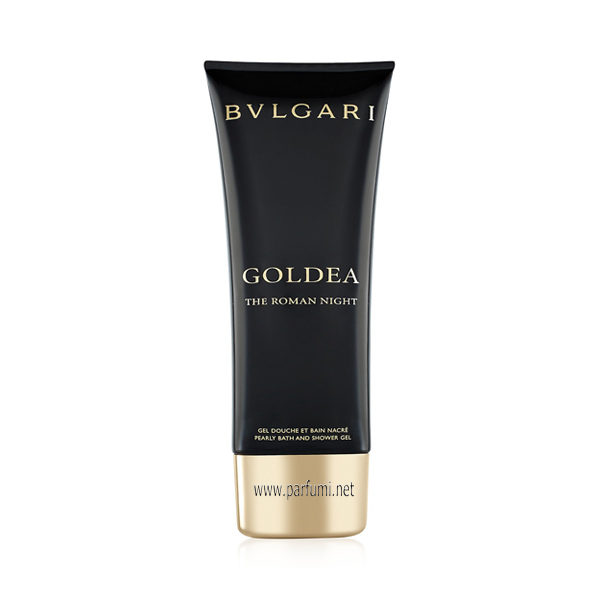 Bvlgari Goldea The Roman Night Душ-гел за жени - 100ml