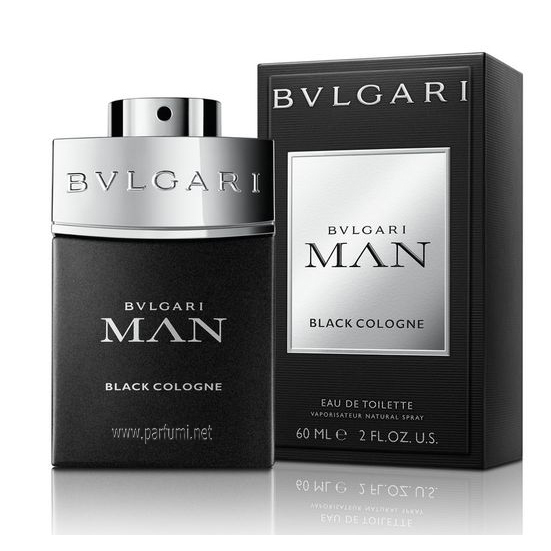 Bvlgari Man Black Cologne EDT parfum for men - 30ml