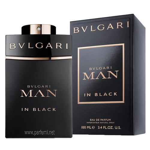 Bvlgari Man In Black EDP парфюм за мъже - 100ml