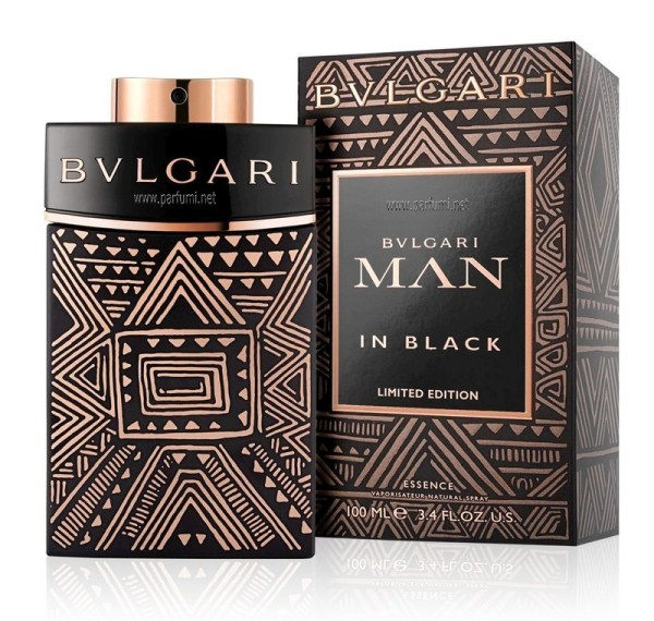 Bvlgari Man In Black Essence EDP парфюм за мъже - 100ml