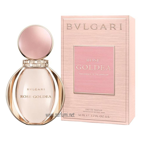 Bvlgari Rose Goldea EDP за жени - 50ml.