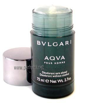 Bvlgari Aqva Pour Homme Deo Stick for men - 75ml.