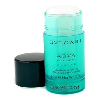 Bvlgari Aqva Marine Deo Stick for men - 75ml