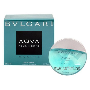 Bvlgari Aqva Pour Homme Marine EDT parfum for men - 50ml