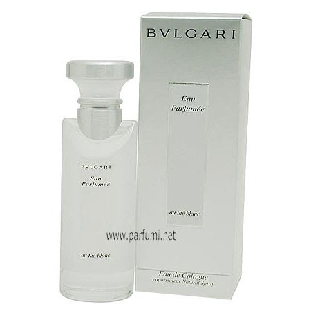 Bvlgari Au The Blanc EDC unisex parfum - 75ml
