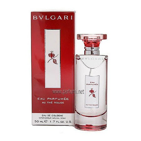 Bvlgari Au the Rouge Eau de Cologne унисекс - 75ml