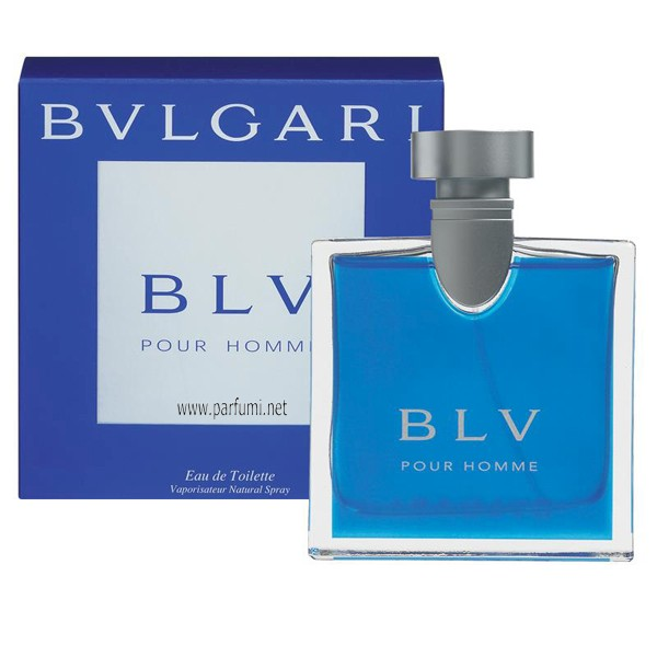 Bvlgari BLV Pour Homme EDT парфюм за мъже - 30ml