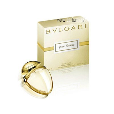 Bvlgari Pour Femme Satin Pouch EDP парфюм за жени - 25ml