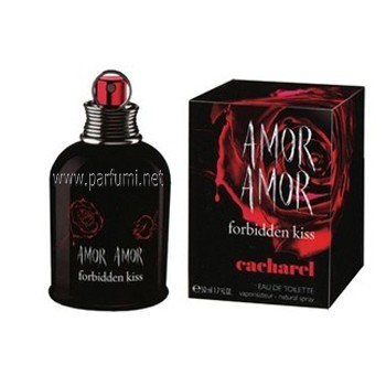 Cacharel Amor Amor Forbidden Kiss EDT парфюм за жени - 100ml