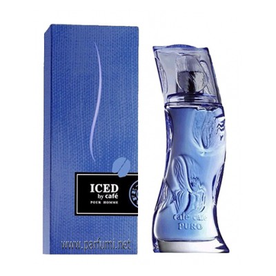 Cafe Iced Pour Homme EDT парфюм за мъже - 100ml