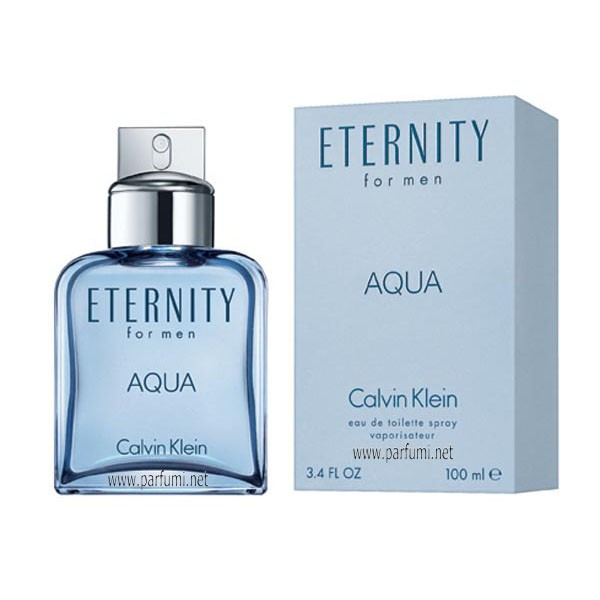 CK Eternity Aqua EDT за мъже - 100ml.