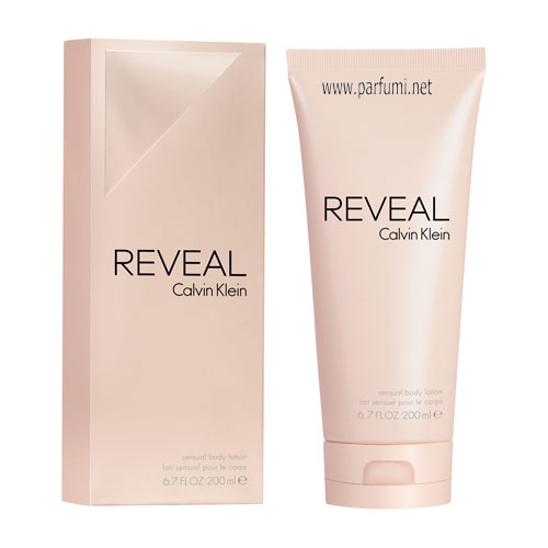 CK Reveal Body Lotion for women - 200ml