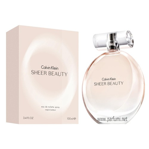 Calvin Klein Sheer Beauty EDT парфюм за жени - 50ml