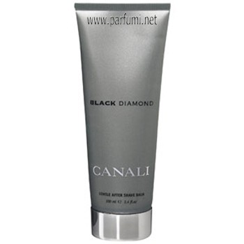 Canali Black Diamond Aftershave Balsam for men - 100ml