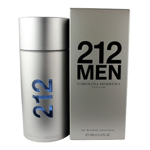 Carolina Herrera 212 EDT parfum for men - 100ml
