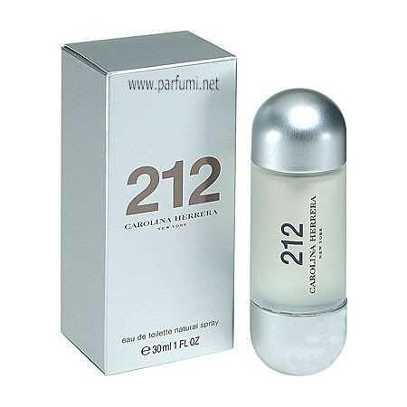 Carolina Herrera 212 EDT for women - 100ml