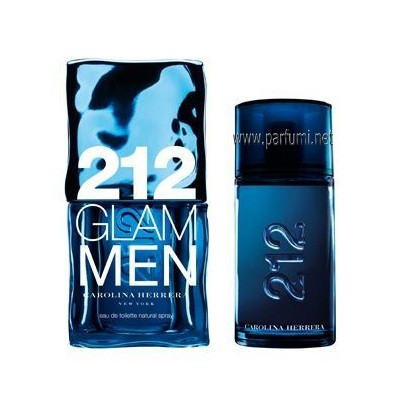 Carolina Herrera 212 Glam EDT parfum for men - 100ml