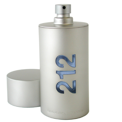 Carolina Herrera 212 EDT parfum for men - without package - 100ml