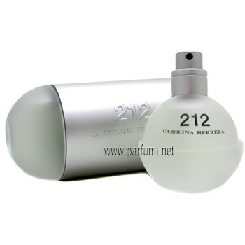 Carolina Herrera 212 EDT for women - without package - 100ml