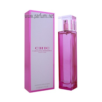 Carolina Herrera Chic Deodorant Spray for women- 50ml