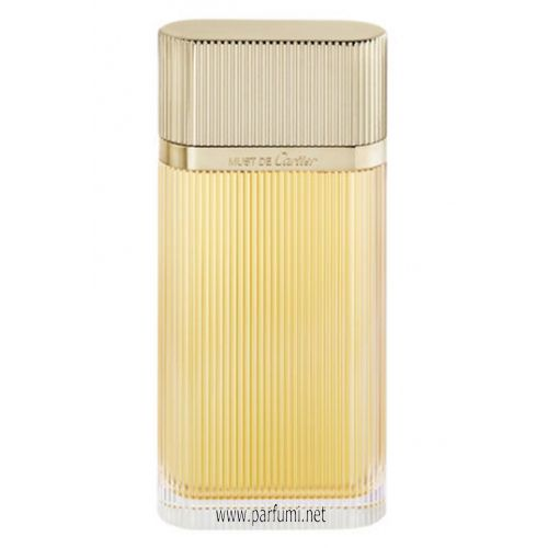 Cartier Must Gold EDP парфюм за жени - без опаковка - 100ml