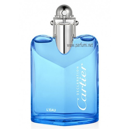 Cartier Declaration L'Eau EDT парфюм за мъже - без опаковка - 100ml