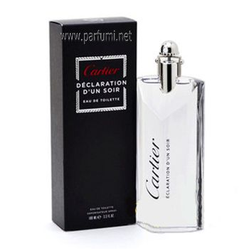 Cartier Declaration d'Un Soir EDT парфюм за мъже - 100ml