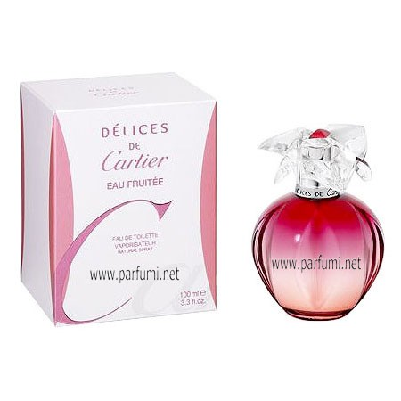 Cartier Delices Eau Fruitée EDT парфюм за жени - 50ml.
