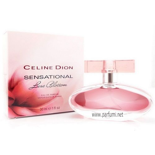 Celine Dion Sensational Luxe Blossom EDP парфюм за жени - 30ml