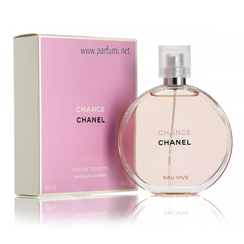 Chanel Chance Eau Vive EDT парфюм за жени - 100ml.