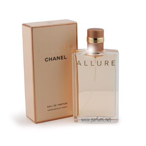 Chanel Allure EDP за жени - 50ml.