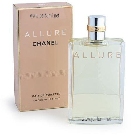 Chanel Allure EDT за жени - 100ml.