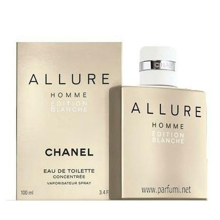 Chanel Allure Homme Edition Blanche EDT парфюм за мъже - 100ml.