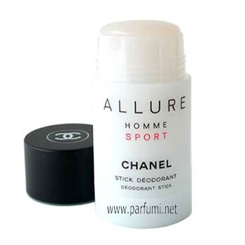Chanel Allure Homme Sport Део Стик за мъже - 75gr.