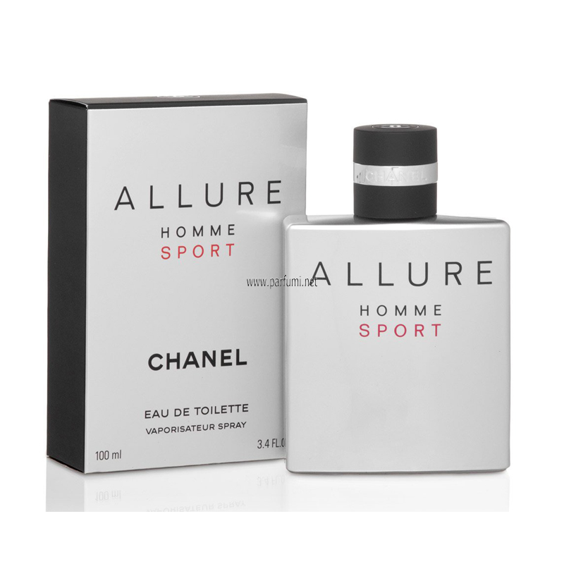 Chanel Allure Homme Sport EDT за мъже - 150ml.