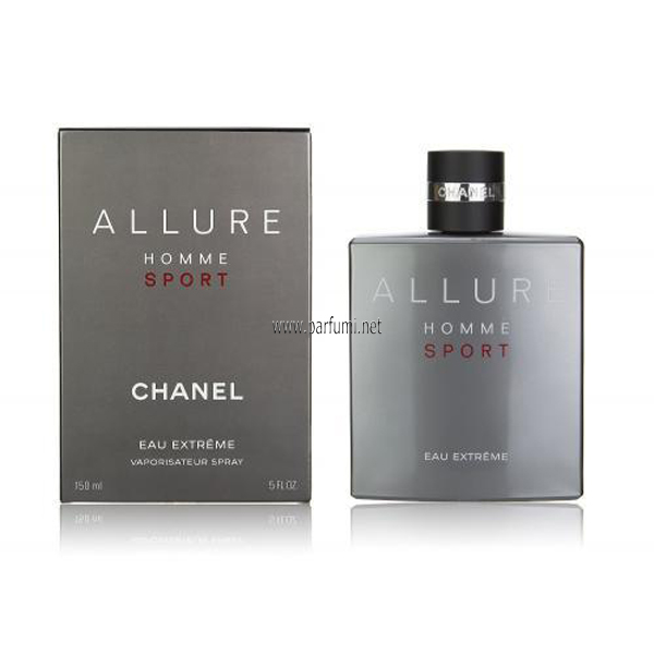 Chanel Allure Sport Eau Extreme EDP parfum for men - 100ml