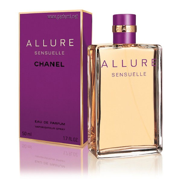 Chanel Allure Sensuelle EDP парфюм за жени - 50ml.