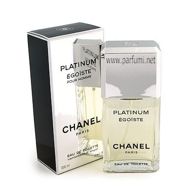 Chanel Egoiste Platinum EDT parfum for men - 100ml