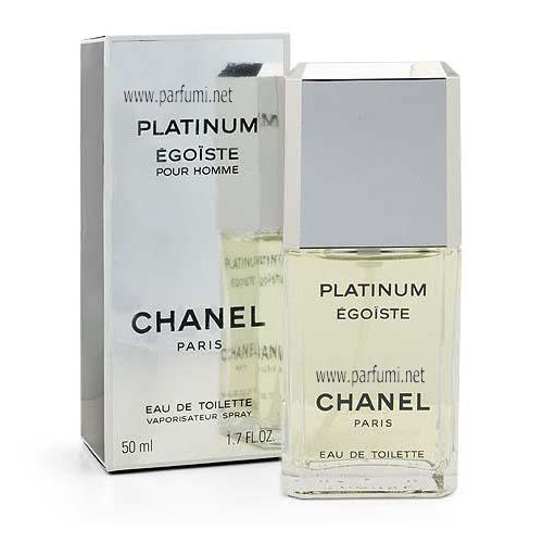 Chanel Egoiste Platinum EDT парфюм за мъже - 50ml