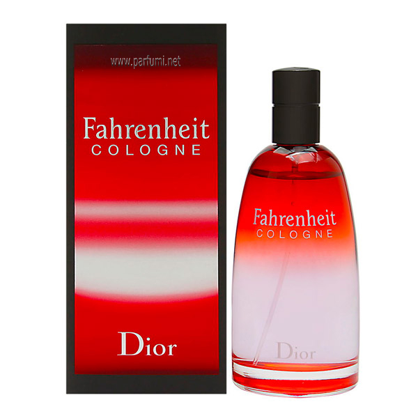 Christian Dior Fahrenheit Cologne EDC for men - 125ml