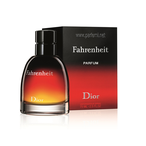 Christian Dior Fahrenheit Le parfum for men - without package - 75ml
