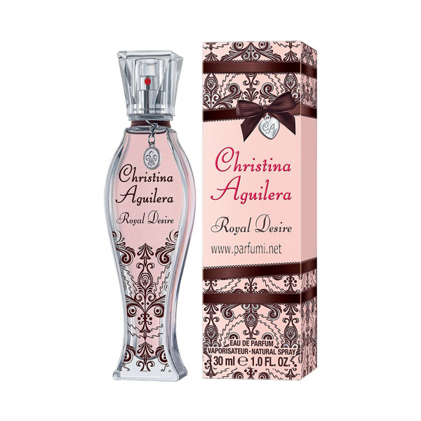 Christina Aguilera Royal Desire EDP парфюм за жени - без опаковка - 50m