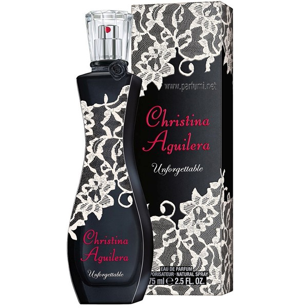 Christina Aguilera Unforgettable EDP парфюм за жени - 50ml.