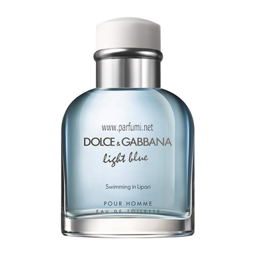 Dolce&Gabbana Light Blue Swimming in Lipari EDT за мъже-без опаковка-125ml