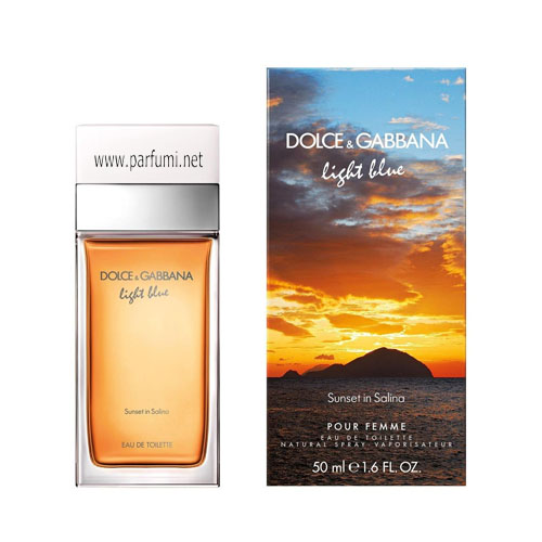 D&G Light Blue Sunset in Salina EDT за жени - 50ml