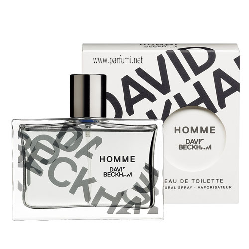 David Beckham Homme EDT парфюм за мъже - 75ml.