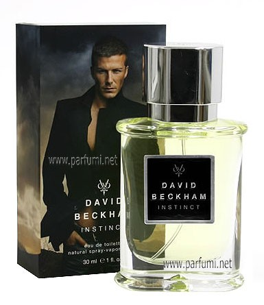 David Beckham Instinct EDT за мъже - 75ml.